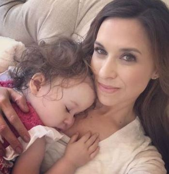 Julia Mimi Bella's And Mother Lacey Chabert