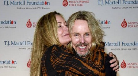 Jeanne Mason and Tommy Shaw Got Married in 2000