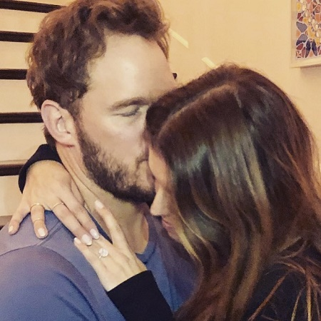 Chris Pratt and Katherine Schwarzenegger have Announced their Engagement in 2019
