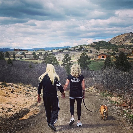 Dog The Bounty Hunter Star Duane Chapman Shares an Image with his New-Girlfriend, Francie Frane on Instagram