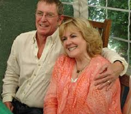 Cathryn Sealey and John Nettles are Married for about 24 years