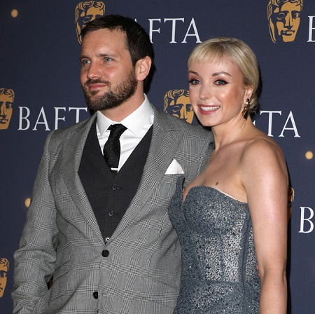 Jack Ashton and Helen George are Together Since 2016