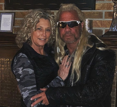 Dog The Bounty Hunter Star Duane Chapman with his New Girlfriend Francie Frane! Shares Photos