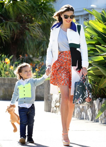 The Divorced Couple, Orlando Bloom and Miranda Kerr Still Co-Parenting their 8 years old Son, Flynn