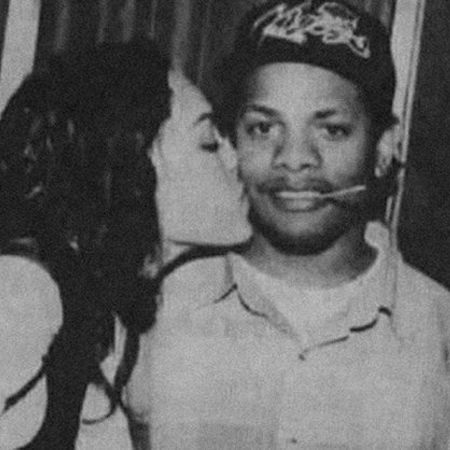 Tomica kissing Eazy-E