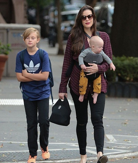 Dave Gardner and Liv Tyler have Two Children
