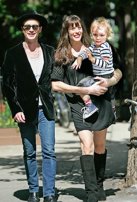 Liv Tyler and her ex-husband, Royston Langdon and their son Milo William Langdon