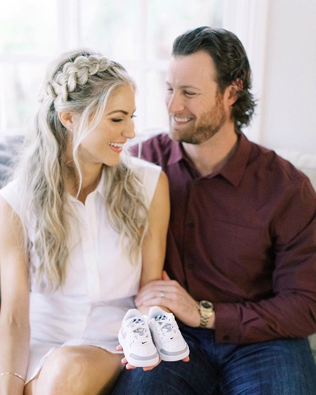 Surprise, Baseball pitcher, Gerrit Cole will be dad very soon.