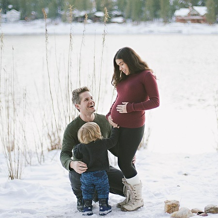 Yes, baby number two is one the way for America Ferrera, 36 and Ryan Piers Williams, 38.