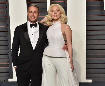 Taylor Kinney And His Former Girlfriend Lady Gaga