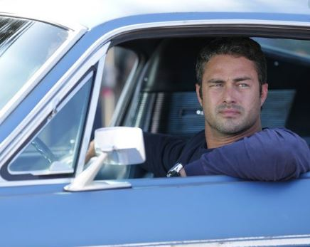 Taylor Kinney And His Expensive Car
