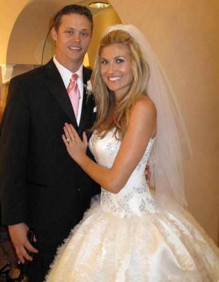 Lindsay Clubine and Clay Buchholz's Wedding Cermony was held at Trump National Golf Club in Rancho Palos Verdes, CA