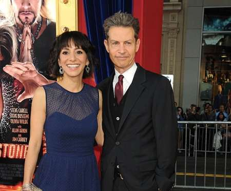 Vance DeGeneres with his wife