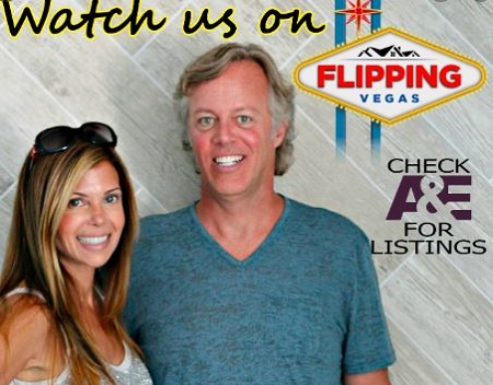 Flipping Vegas' Star Amie and Scott Yancey