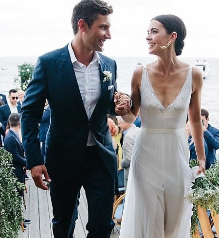 Exciting news Katie Lee is pregnant with her husband, Ryan Biegel.