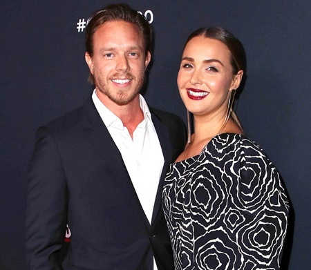 Grey's Anatomy star Camilla Luddington and Matthew Alan are going to get a little bigger very soon