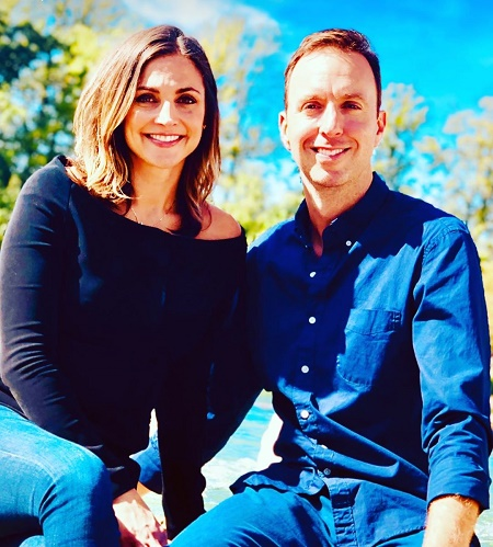 44, John Krueger and Paula Faris Recently Celebrated their 24th Valentine Day Together