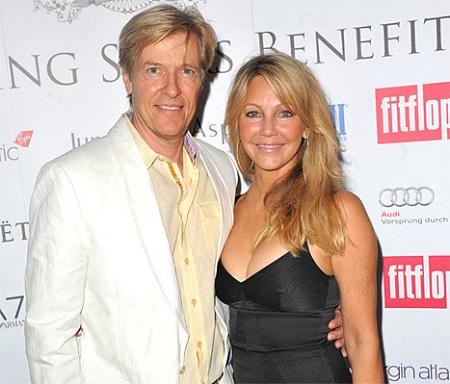 Jack Wagner Called off his Enagement with actress, Heather Locklear