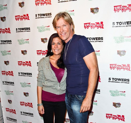 Jack Wagner Found his Lost Daughter, Kerry Wagner