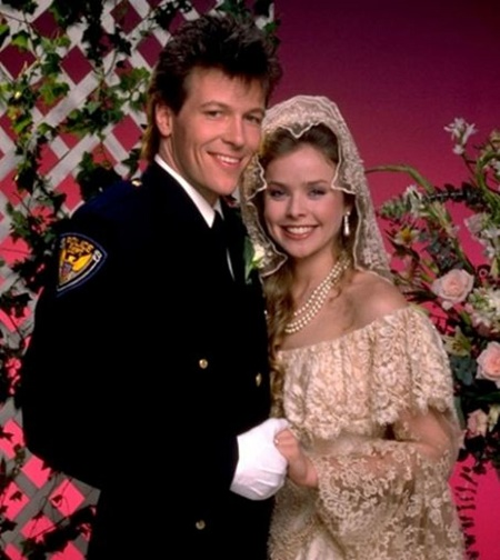 Kristina Wagner and Jack Wagner Were Married in 1993