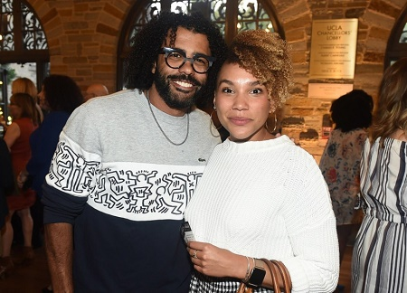 The Umbrella Academy's actress, Emmy Raver-Lampman is Dating to Grammy Award and Tonny Award Winner, Daveed Diggs