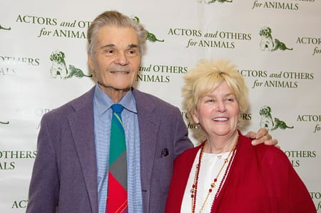 Fred Willard with his Wife Mary Lovell Willard