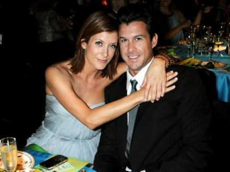 Kate Walsh and Neil Andrea
