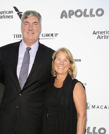 On June 8, 2015, Chris Laimbeer (right) and Bill Laimbeer (left) attend The Apollo Theater's 10th Annual Spring Gala at The Apollo Theater in New York City