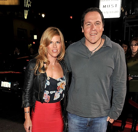 Director, Jon Favreau, and his Physician wife, Joya Tillem