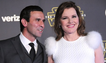 Geena Davis and Reza Jarrahy Got Divorced Ater 17 Years of Union