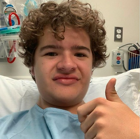 The Child Actor, Gaten Matarazzo  Went Through CCD Problem