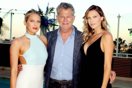 David Foster Children
