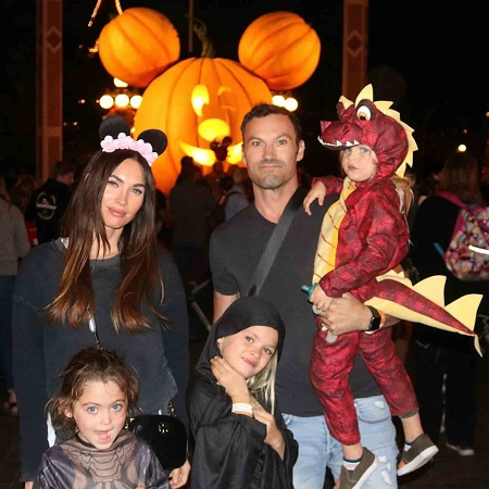Bodhi Ransom Green's Parents, Megan Fox and Brian Austin Green Are Going to Spilt Up