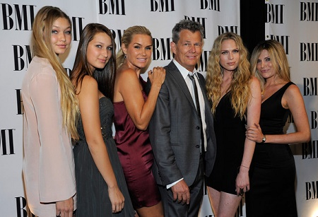 David Foster has Five Biological Daughters