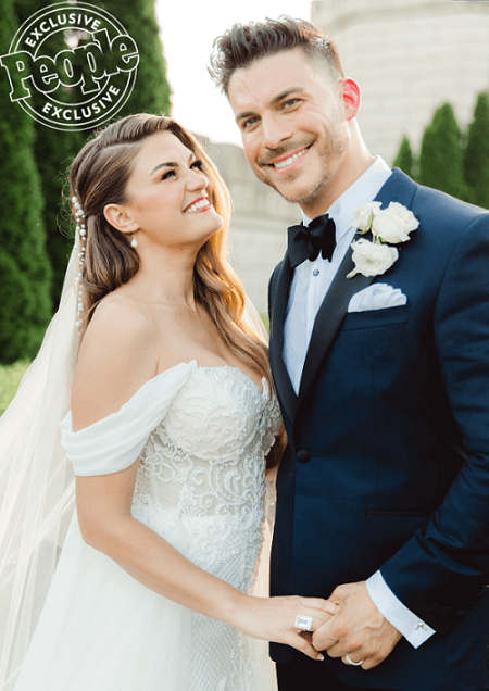 Jax Taylor Weds His  Three Years of Girlfriend, Brittany Cartwright