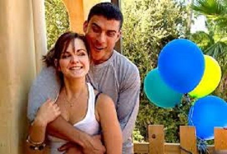 Jax Taylor and Laura Leigh