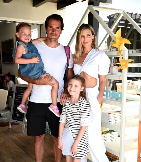 Sara Foster Shares Two Daughters with Tennis Pro, Tommy Haas
