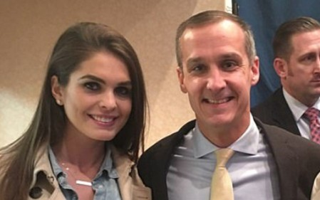 Corey Lewandowski  affair
