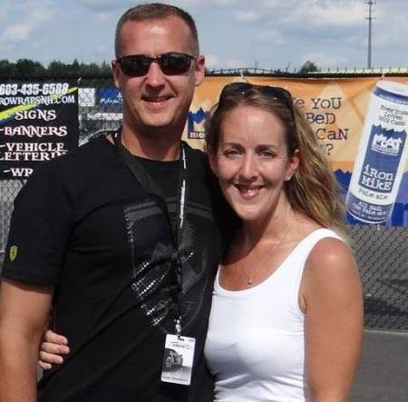 Corey Lewandowski wife
