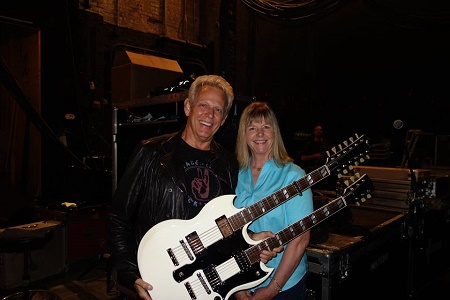 Susan Felder and Don Felder Legally Had Divorced After 29 years of Unity in 2000