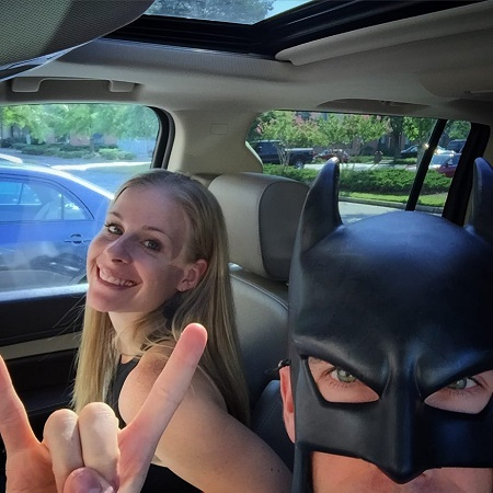 BatDad Announced his Divorce with his Wife, Jen in Early 2019