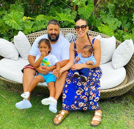 DJ Khaled Welcomes Another Baby Boy Aalam with long term Partner, Nicole Tuck