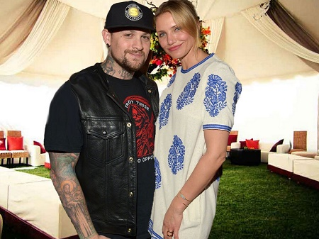 Cameron Diaz and Benji Madden Welcomes a Daughter Raddix Madden on 3 Jan