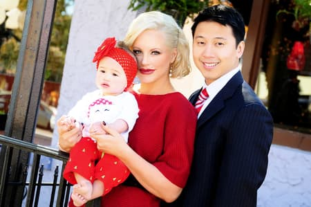 Divini Rae and Husband Winston Fong Married Life