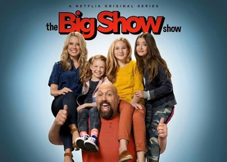Big Show now features in Netflix's TV show, The Big Show Show