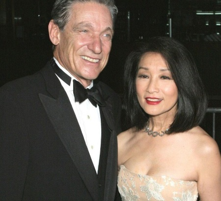 Maury Povich and Connie Chung Adopted a Son, Matthew Jay Povich in June 1995