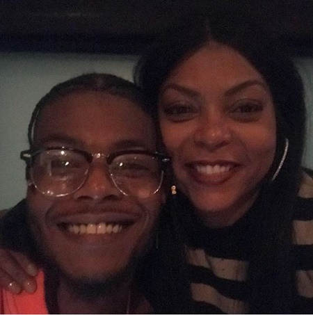Do You Know Marcell Johnson Dad Was Mudered He Is A Son Of Actress Taraji P Henson Married Celeb