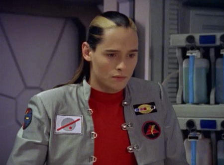 Christopher Khayman Lee in Power Rangers in Space