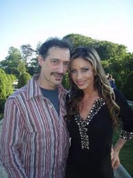 Jill Nicolini and Her Ex-Lover, Anthony Cumia