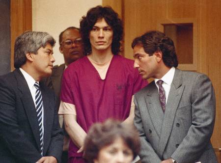 Stalker Killer Richard Ramirez